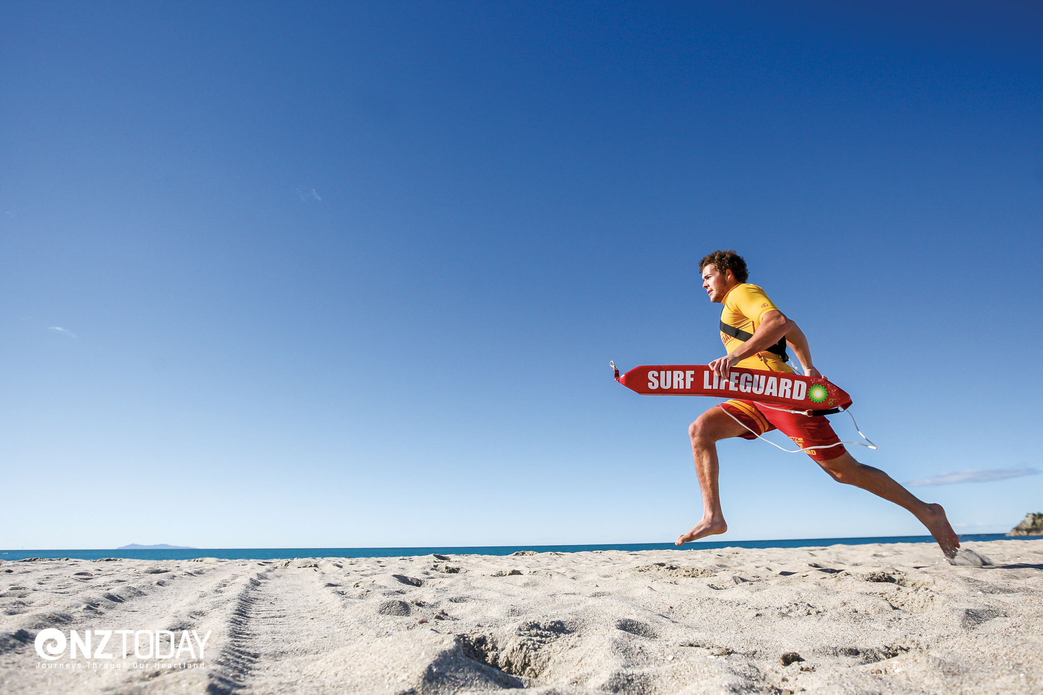 Our Summer Surf Heroes – Lifeguards