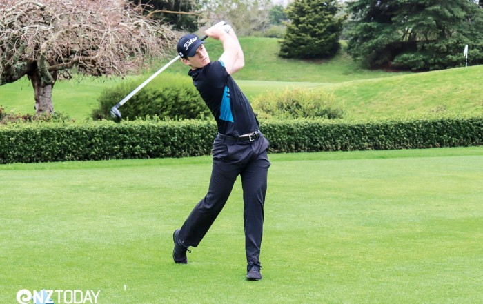 Riverside Golf Club, player Chris Charlton