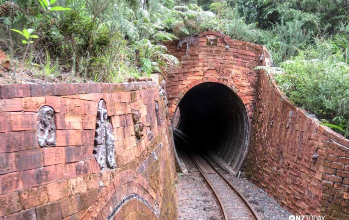 Tunnel entry