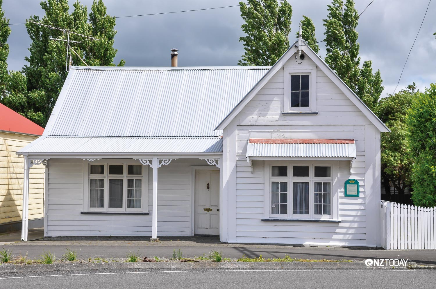 Born and bred Featherston local, Colin Burt saw this property as an investment in his future and bought it when he was 17 years old