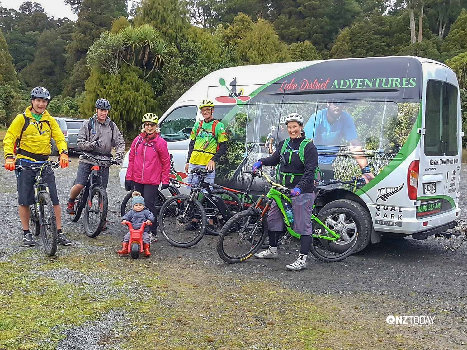 Lakes District Adventures offers both bike hire and shuttles for the trail (Credit Lake District Adventures)