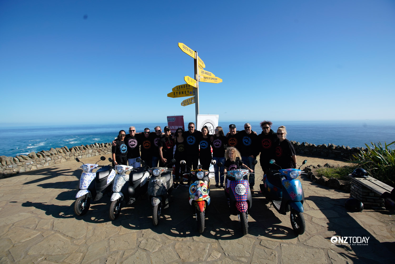 Cape Reinga - Good Friday 2018.4200kms - 25 days