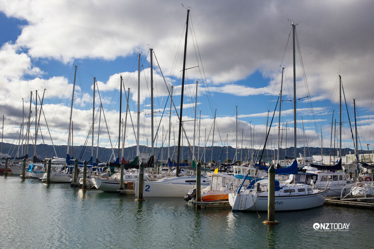 Seaview Marina has around 300 berths