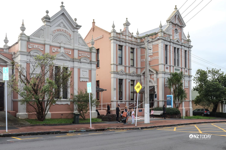 The Leys Institute