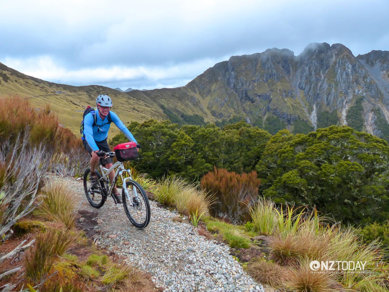 Sub-alpine sublime riding