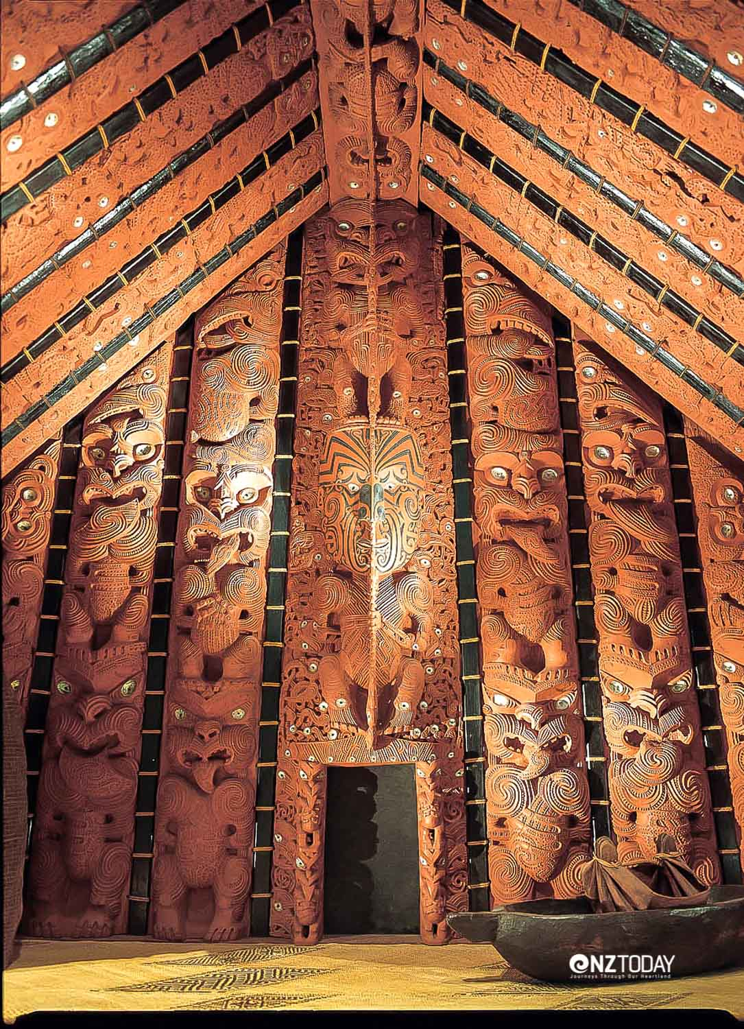 Magnificent collections of taonga are housed in Tāmaki Paenga Hira